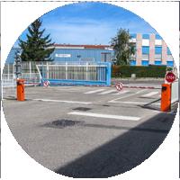 Fira-fermetures-industrielles-Barrière-automatique-2